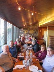 SMCTC members enjoy breakfast