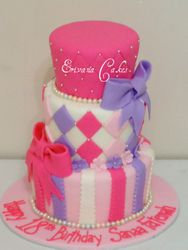 Princess Themed cake(B171)