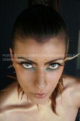 Maquilhagem editorial Dulce Monteiro