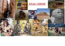ISRAEL'S TWIN WICKED BROTHER ESAU/RED/WHITEMAN
