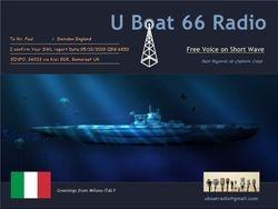 U Boat 66 Radio