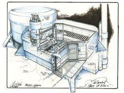 reactor interior