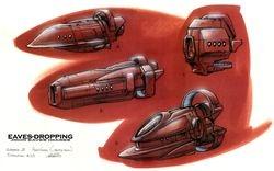 Vulcan shuttles