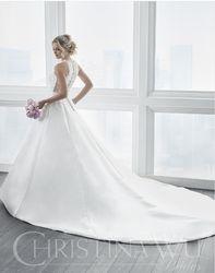 Christina Wu Brides 15630 back