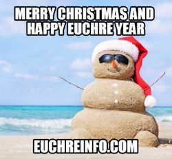 Merry Christmas and happy Euchre year!