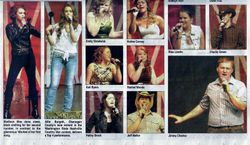 Our very talented 2013 Contestants