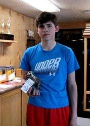 Adam Trujillo - Junior Champion