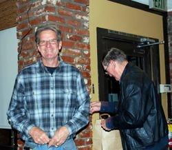 John wins a Silver Eagle.