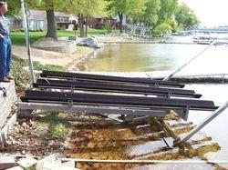 Boat Lift Repair