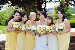 Knocke Bridal Party