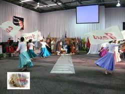 Scene 7 - Worshipping the King