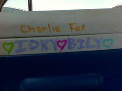 """""""Charlie's"""" Cooler"""