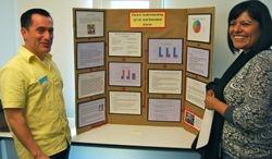Eric's graduate project