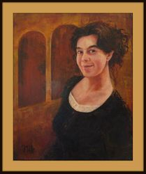 Selfportrait 2007.