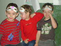 Nathan, Cameron & Adrian