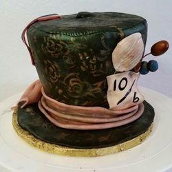 Mad Hatter Cake