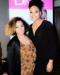 Pilar Scratch and Demetria McKinney attend KiddiePreneur Recognition Event - iPlay America