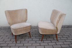 Vintazinis foteliukas Mid-century modern style. LIKO VIENAS. Kaina 197