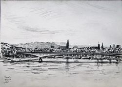 View of Basel