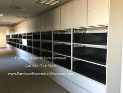 Junk office furniture removal in alexandria VA