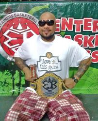 "The Entertainers Basketball Classic @ Rucker Park ""Da Most Electrifying One"" Hannibal"