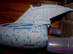 Engineering Hull - Masking 014