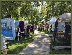 Vendors Row Pagan Pride Day 2012