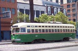 PCC #1055 (Philadelphia Transport Co.)