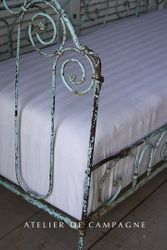 #25/086 FRENCH DAYBED BLEU DETAIL