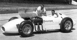 test car three- Firestone KK-SPL 3- Pontiac