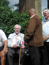 Jim Hussey, Jim Breaks, Bobby Stafford