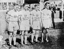 1920 Olympic Winners - F