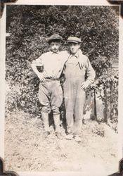 Edgar and William Grove