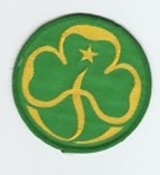Rainbow Promise Badge 2000-2008