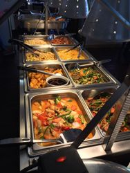 Lunch buffet Mon - Fri 11:00 - 03:00