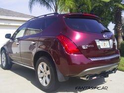 Ingrid M.--------Nissan Murano
