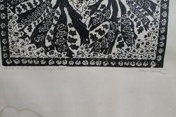 Linoraizis Azuolu motina. 1969 m. R. Carna. Kaina 203