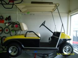 1990 Club Car-Electric