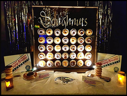 Donut wall hire for any event.