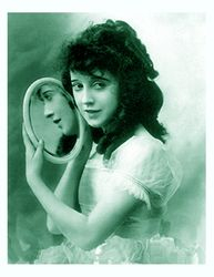Classic Keystone Mabel Normand