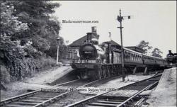 Halesowen Station. c1920s.