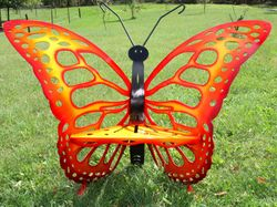 Sun Butterfly Chair or Throne