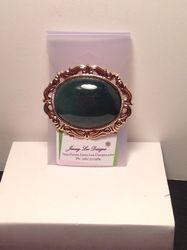 Agate 2 Pin (Item #4094) $5.00