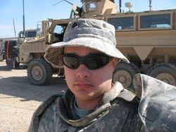 Sgt. Charles Enebrad
