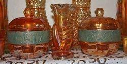 Classic Arts powder bowls, Rindskopf, Czech