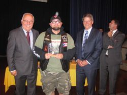 honors for Borinqueneer Hector Maisonave