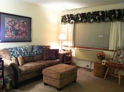 1st Floor F-unit Living Room