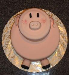 Piggie Cake