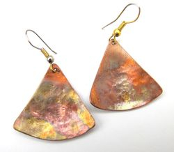 Firework of Copper