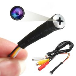 Spy Screw Camera